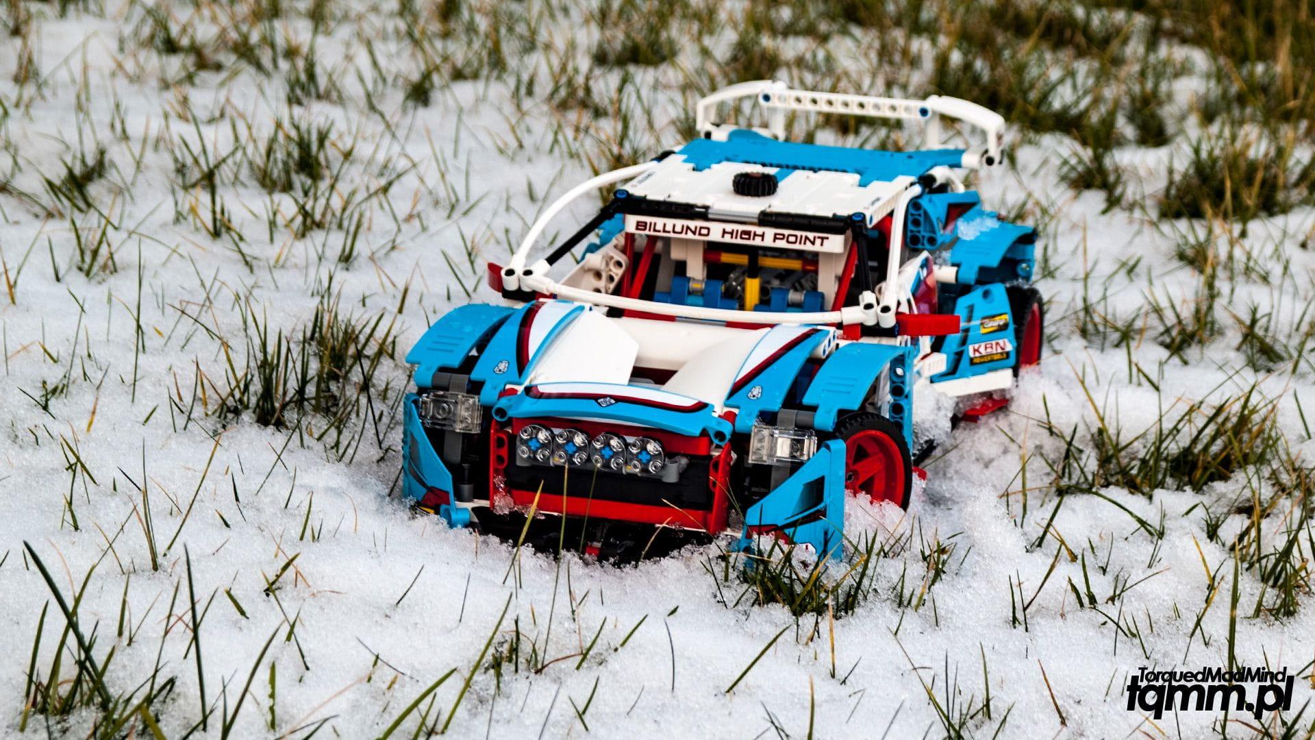 Fotki #102: Lego Technic 42077