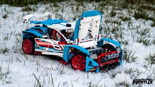 Lego Technic 42077 TorquedMad Mind - blog motoryzacyjny