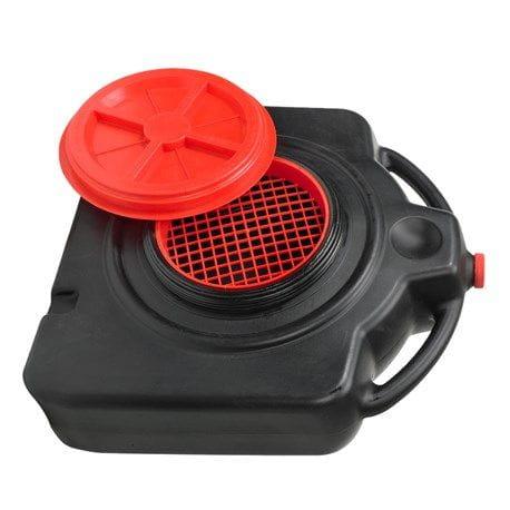 Pojemnik na Olej Jula 600116 narzędzia blog motoryzacyjny TorquedMad Mind