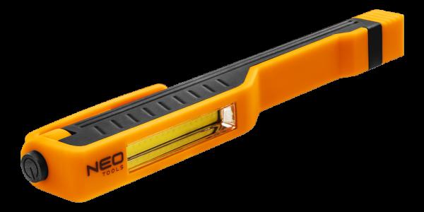 Latarka NEO 99-110 narzędzia blog motoryzacyjny TorquedMad Mind
