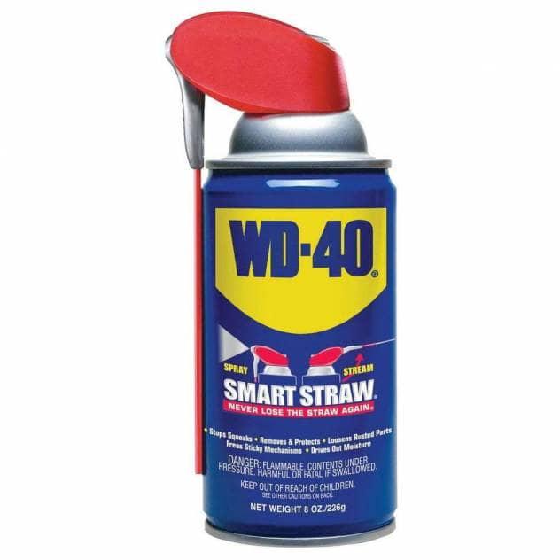 WD-40 narzędzia blog motoryzacyjny TorquedMad Mind