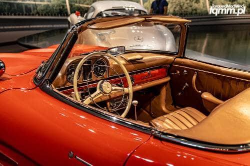 Mercedes-Benz Museum - TorquedMad Mind - blog motoryzacyjny