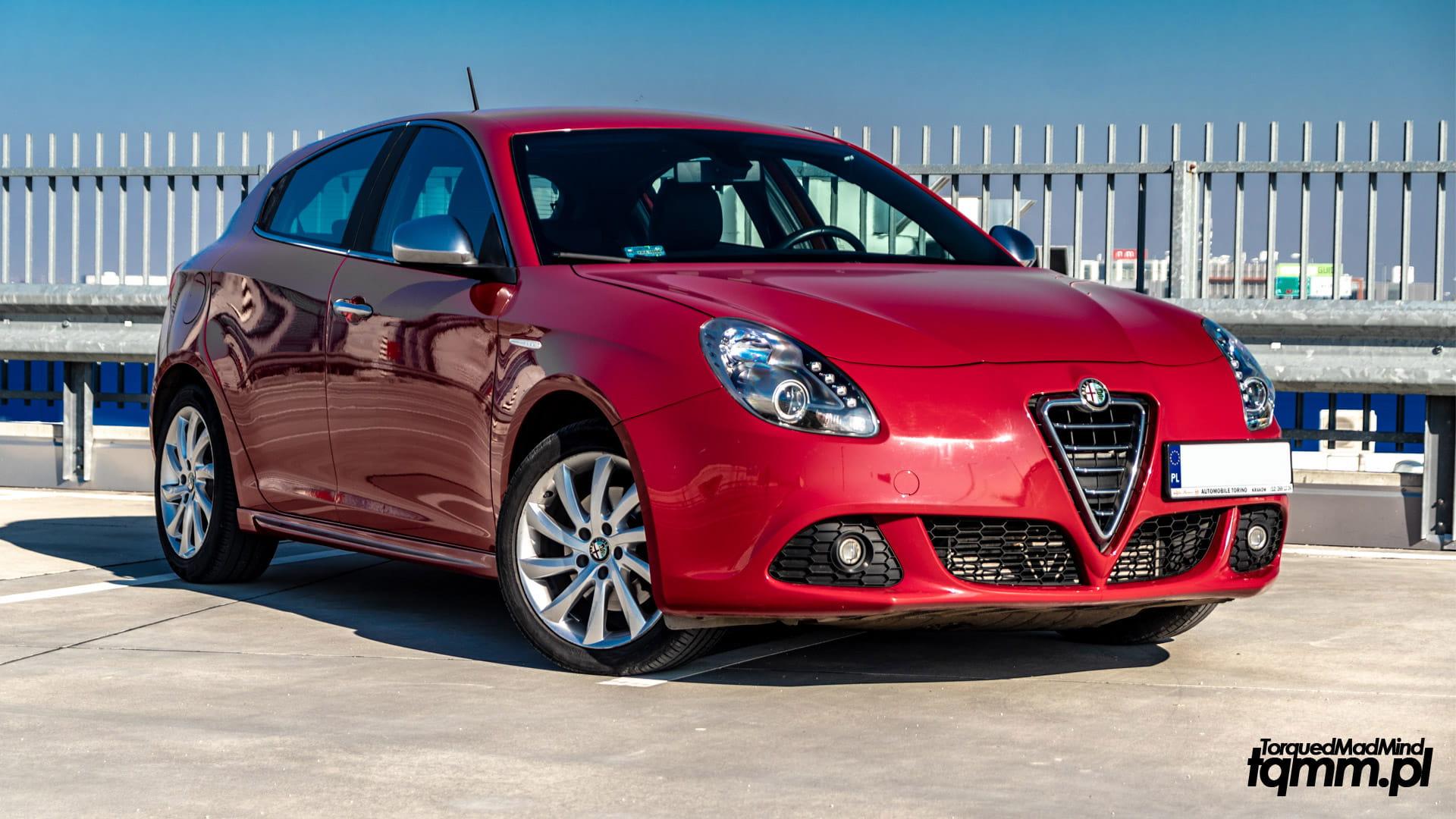 """Alfa Romeo Giulietta, czyli poznajcie """"Edzię""""!"""