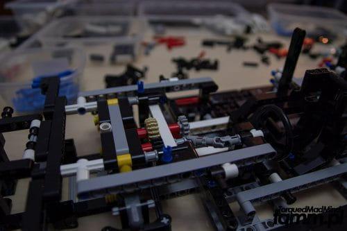 Lego Technic Porsche 911 RSR 42096 - TorquedMad Mind - Blog Motoryzacyjny