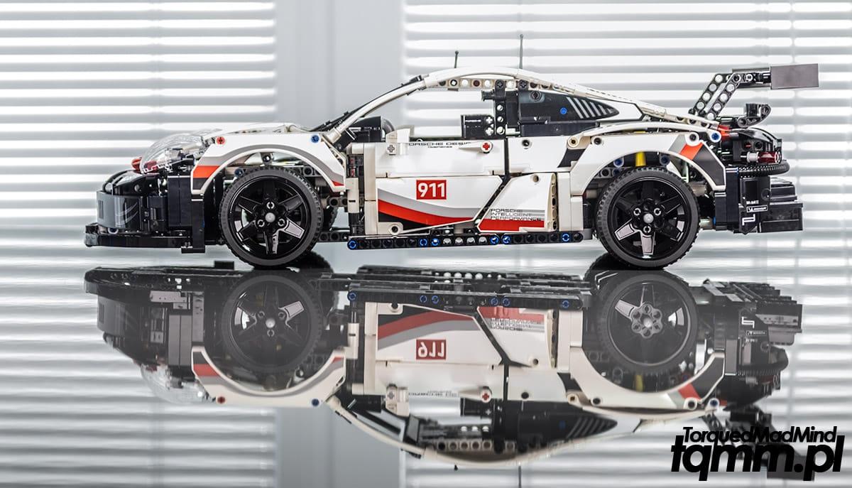 Fotki #119: Lego Technic Porsche 911 RSR 42096