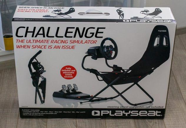 Playseat Challenge - TorquedMad Mind - blog motoryzacyjny