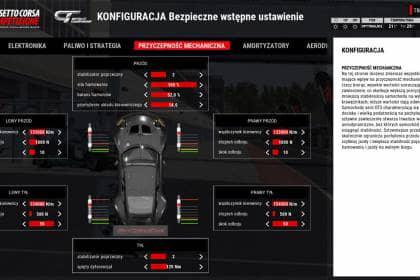 Assetto Corsa Competizione Setup - TorquedMad Mind Blog Motoryzacyjny